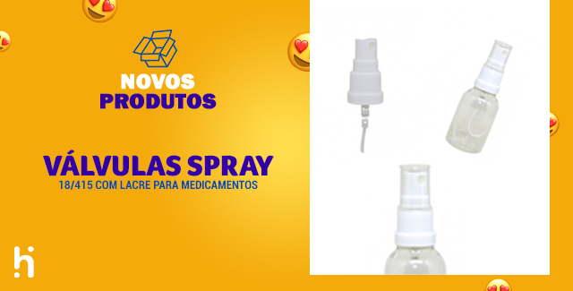 Spray com lacre (Mobile)