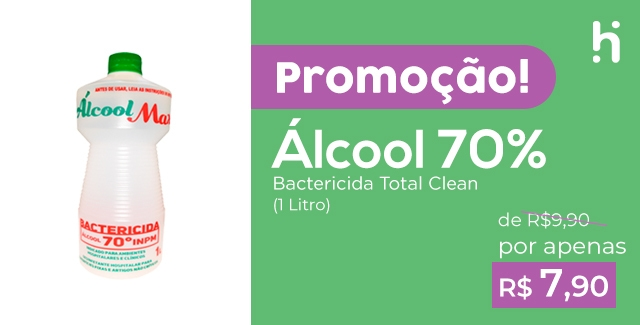 álcool gel total clean (litro) (mobile)